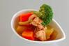 ツナとジャガの蒸し煮の作り方の手順