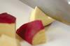 カラメルポテトパフェの作り方の手順1
