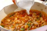揚げ麺のあんかけの作り方3