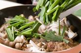 豆腐の牛肉のっけの作り方3