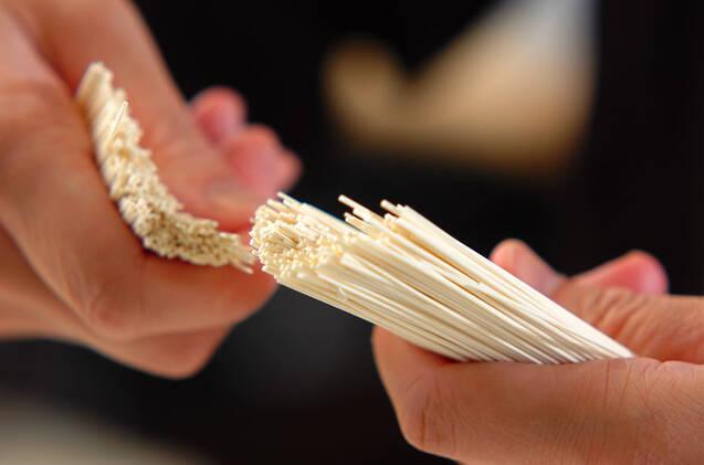 チャプチェ風素麺の作り方の手順7