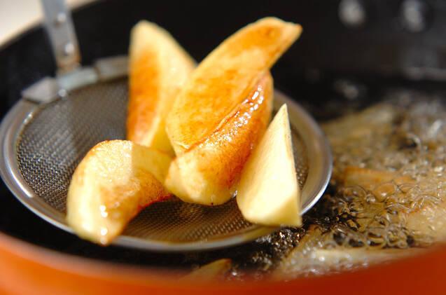 野菜たっぷり!ミートポテトの作り方の手順3