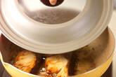 ブリの照焼きの作り方3