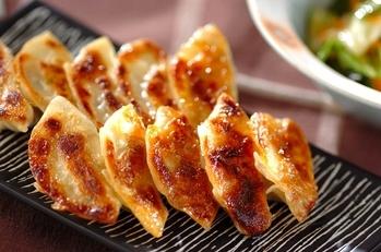 鶏ユズ餃子