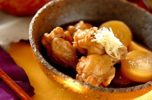 うまみがしみしみ♩「鶏と大根の煮物」基本のレシピとアレンジ集