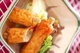 練り物と白菜の煮物