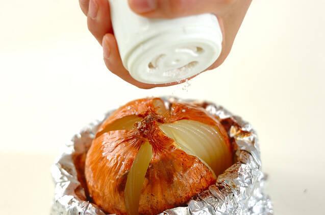 めちゃ甘!トロトロ玉ネギのオーブン焼きの作り方の手順4