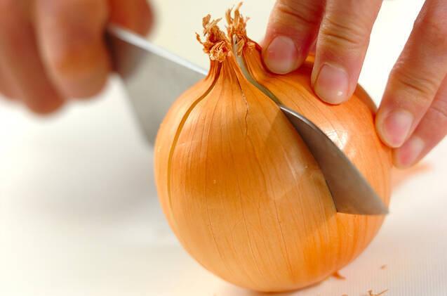 めちゃ甘!トロトロ玉ネギのオーブン焼きの作り方の手順1