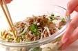 エノキ納豆の作り方3
