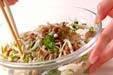 エノキ納豆の作り方4