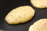 長芋の豆乳パンケーキの作り方3