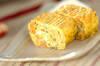 鮭入り洋風卵焼きの作り方の手順