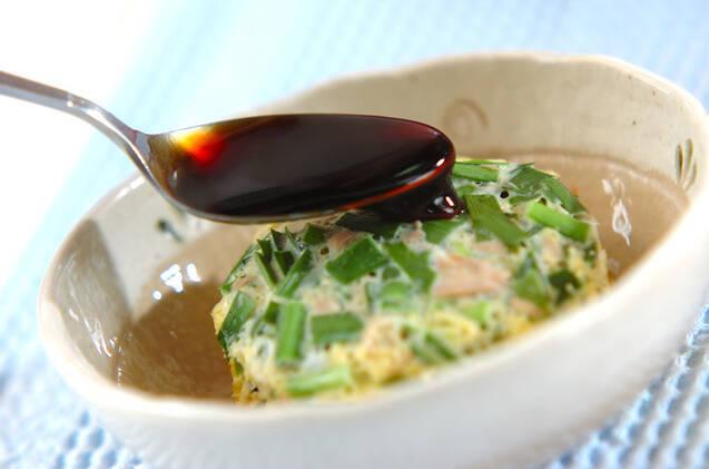 セルクルニラ玉焼きの作り方の手順7