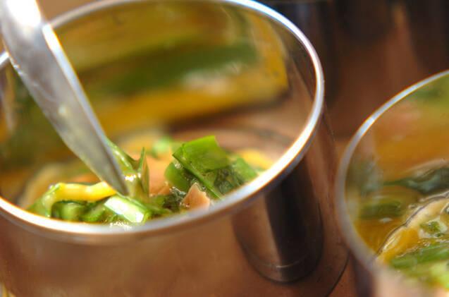 セルクルニラ玉焼きの作り方の手順6