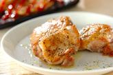 こんがり鶏肉の黒コショウ焼きの作り方2