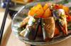 サンマと大根のピリッと煮の作り方の手順
