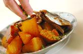サンマと大根のピリッと煮の作り方3