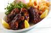 豚スペアリブのバーベキュー味の作り方の手順