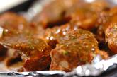 豚スペアリブのバーベキュー味の作り方3