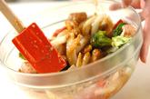 豚肉のゴマダレ和えの作り方3