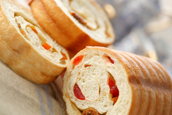 メイプルフルーツパン
