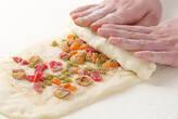 メイプルフルーツパンの作り方7