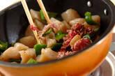 ちぎりコンニャクの甘辛炒めの作り方5