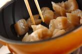 ちぎりコンニャクの甘辛炒めの作り方4