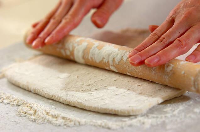 ジャーマンポテトデニッシュの作り方の手順9