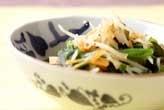 ワカメの中華風サラダ