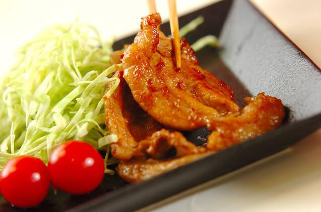 豚肉のショウガ焼きの作り方の手順3
