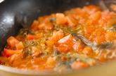 イワシのトマト煮込みの作り方3