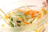 ジャガイモのせん切りサラダの作り方2