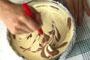 マーブルチーズケーキの作り方8
