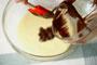 マーブルチーズケーキの作り方6