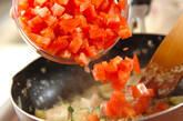 シーフードのトマト煮の作り方6