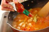 シーフードのトマト煮の作り方7