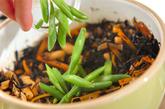大豆と芽ヒジキの煮物の作り方2