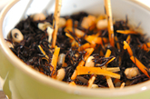 大豆と芽ヒジキの煮物の作り方1