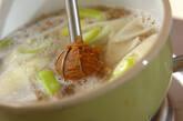 納豆のみそ汁の作り方4