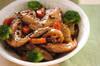 根菜と手羽先のうま煮の作り方の手順