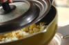キャラメルバナナポップコーンの作り方の手順3