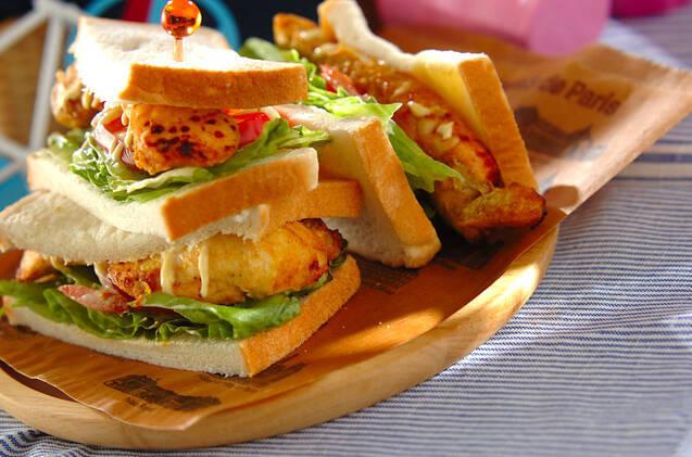 おいしく作るコツも伝授!サンドイッチの人気アレンジレシピ30選
