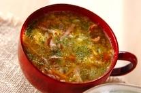 せん切りキャベツのスープ