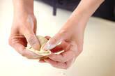 モモ(ネパール版蒸し餃子)の作り方8