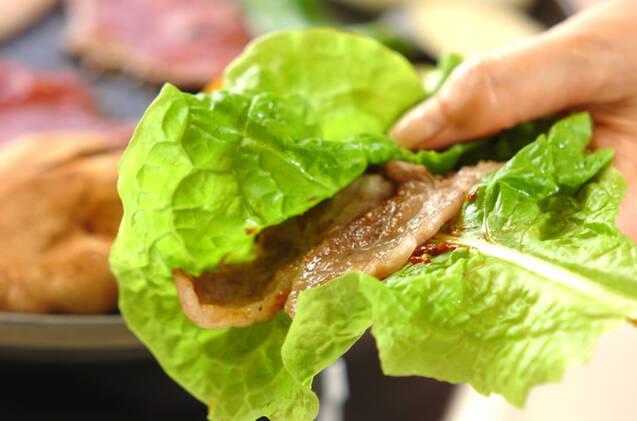 みそダレ焼き肉の作り方の手順12