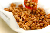 かりかりメープル大豆の作り方3