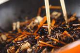 キノコと芽ヒジキの煮物の作り方7
