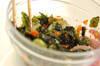 ワカメとキュウリのゴマ酢和えの作り方の手順5