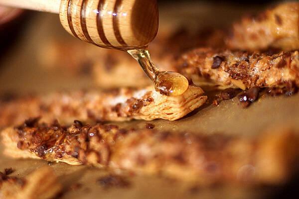リンゴのパイとナッツのパイの作り方の手順6